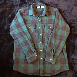 Vintage Heavy Flannel